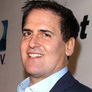 Mark Cuban Photograph