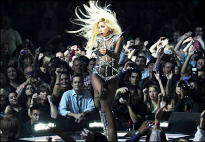 Lady Gaga Find an Audience for Your Brand and Logo