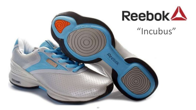 Name Your Startup Reebok Incubus