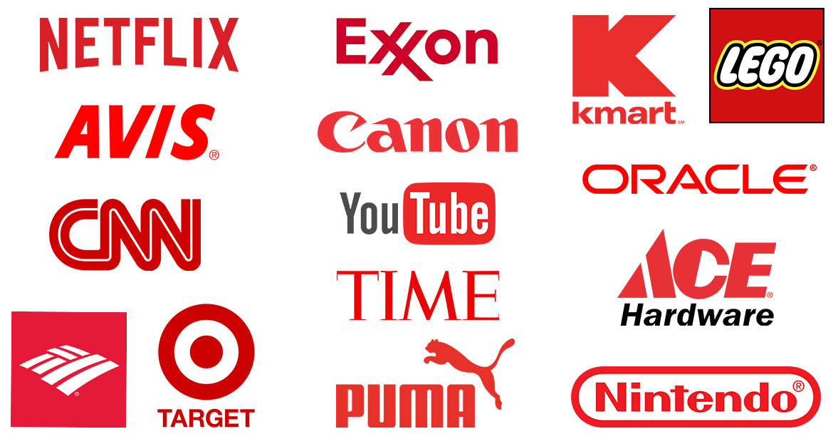 Red Logos: When & Why Your Brand Should Use Them | Logo Maker