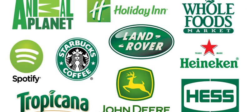 green logo ideas