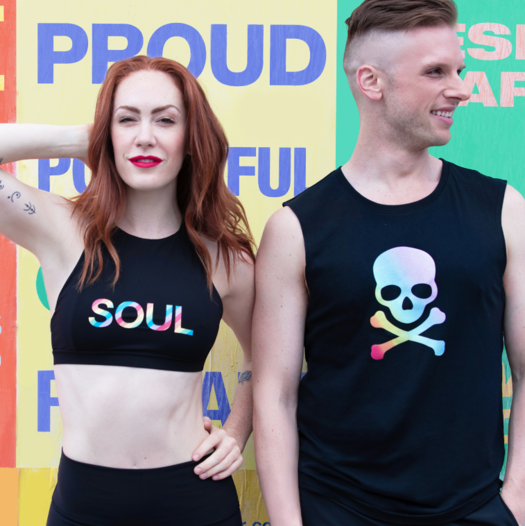 SoulCycle Pride month