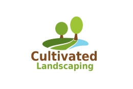 Cultivated Landscaping logo